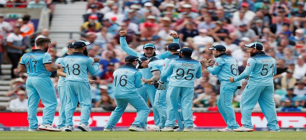 England was declared 2019 World Cup winner after boundary count rule (Image Credit: Twitter)