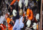 11 killed, more than 40 feared trapped as 'unauthorised' Mumbai building collapses