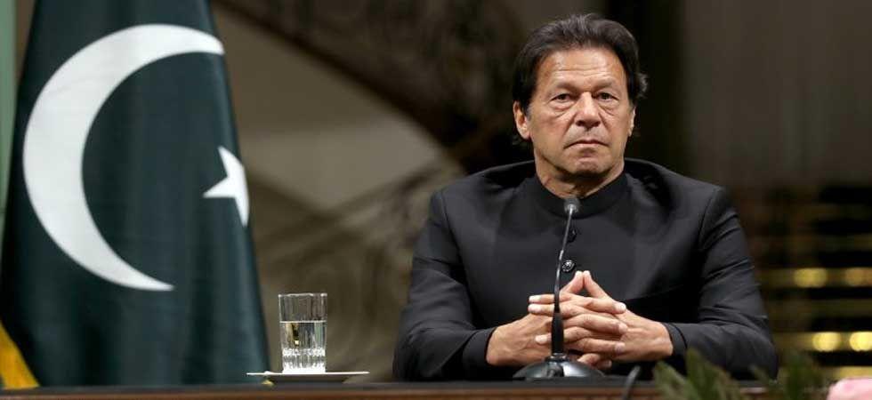 File photo of Pakistani Prime Minister Imran Khan.
