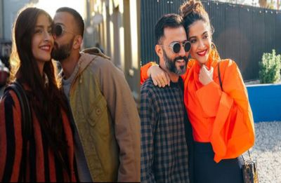 Is Sonam Kapoor shifting base to London to be full-time with husband Anand Ahuja? Here's the truth