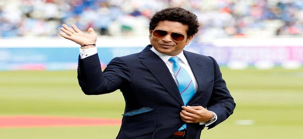 Sachin Tendulkar was part of commentary box during World Cup (Image Credit: Twitter)