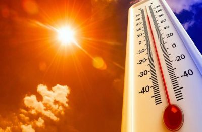 RED ALERT: Record temperatures in world's northernmost settlement