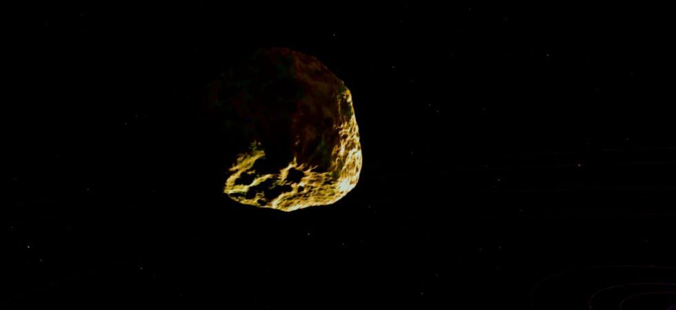 Gigantic asteroid 2006 QQ23 (File Photo)