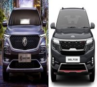 MG Hector Vs Kia Seltos: Specifications, features compared