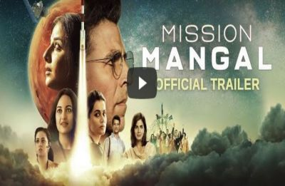 Mission Mangal trailer OUT! Akshay Kumar and team's group effort against all odds will give you goosebumps