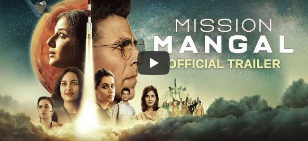 Mission Mangal trailer OUT! Akshay Kumar  starrer appears to be winner already