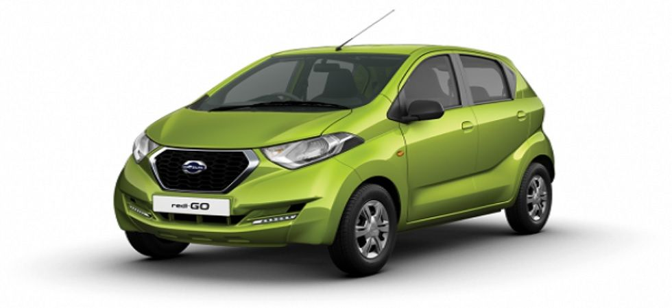 Datsun brings in redi-GO with enhanced safety features, more details inside (file photo)