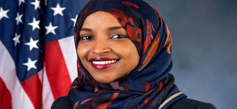Democratic congresswoman Ilhan Omar