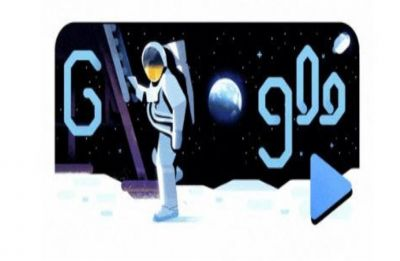 Google Doodle celebrates 50 years of Moon landing, animation shows Apollo 11's journey to Moon and back