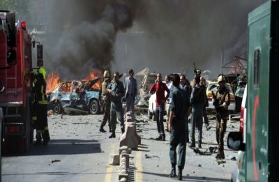 At least eight killed, dozens more wounded in blast near Kabul University