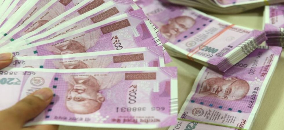 Indian Rupee notes (File Photo)
