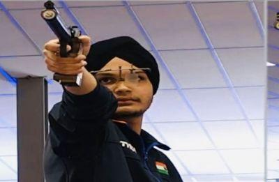 Sarabjot Singh wins India's ninth gold at junior shooting World Cup