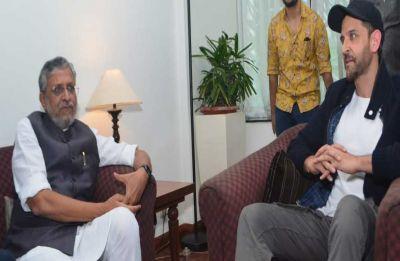 Bihar Deputy CM Sushil Modi defends watching movie amid flood fury in state