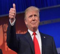 US naval ship destroys Iranian drone: Donald Trump