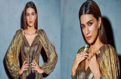 Kriti Sanon to walk for Shyamal and Bhumika at FDCI India Couture Week