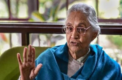 Sheila Dikshit's last rites at 2.30 pm today, body kept at Delhi residence for public homage
