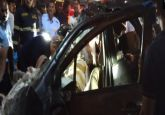 9 students killed after car rams into truck on Pune-Solapur highway