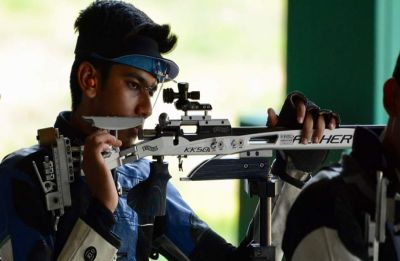 ISSF Junior Shooting World Cup: Aishwarya Pratap Singh wins gold, creates world record