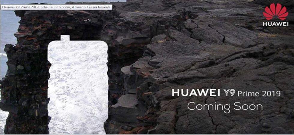Huawei Y9 Prime 2019 (Photo Credit: Huawei)
