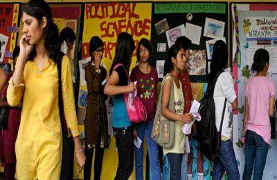 New academic session begins at Delhi University