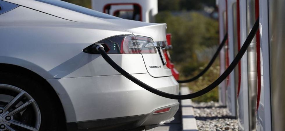 Electric vehicles (File Photo)