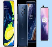 Galaxy A80 Vs Nokia 9 PureView Vs OnePlus 7 Pro: Specifications, prices compared