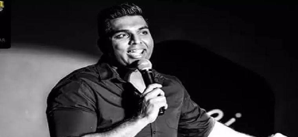 Manjunath Naidu, 36, suffered a cardiac arrest while performing his routine on stage (Photo: Facebook/Manjunath Naidu)
