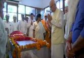 LIVE: Sheila Dikshit's last rites at 3 pm, LK Advani, Omar Abdullah pay their tributes