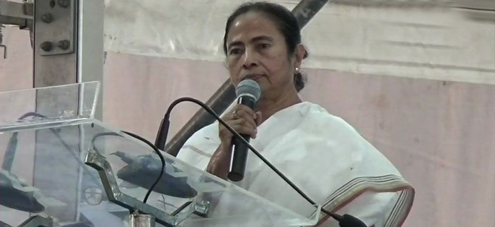Mamata Banerjee has accused the BJP-led Central government of trying to foil her party's rally. (File Photo)