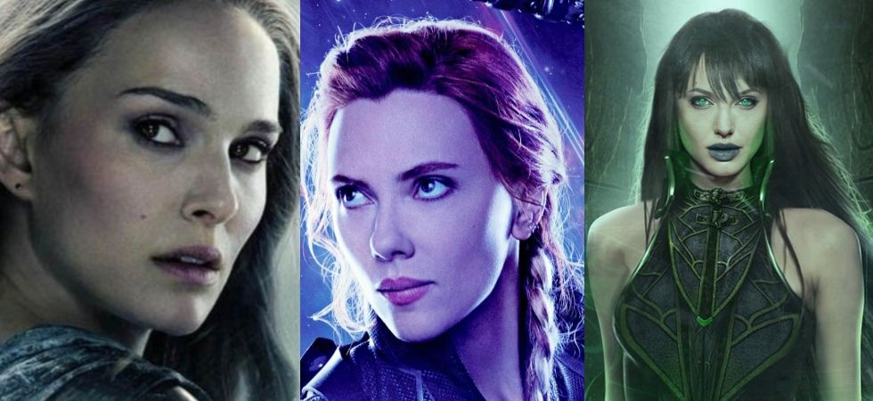 Marvel Studios Phase 4 with Black Widow, Thor, The Eternals is all about girl power