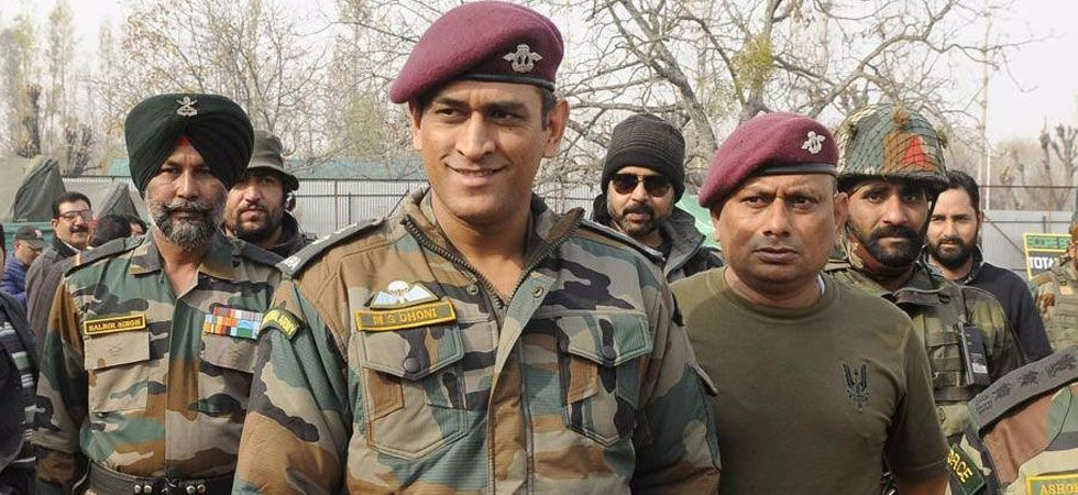 MS Dhoni will not be part of any active operation.