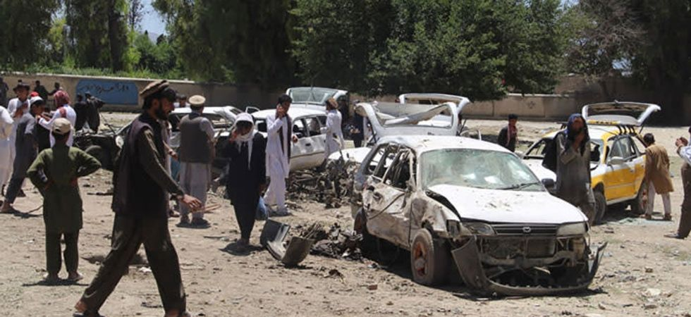 Pakistan Blast (Photo Credit: Twitter)