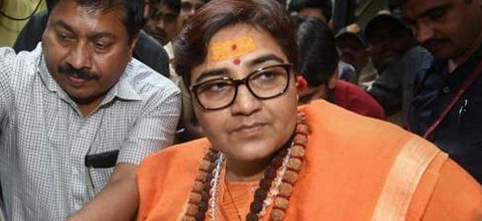 Pragya Singh Thakur, a BJP MP from Bhopal, is currently out on bail in a terror attack case. (PTI Photo)
