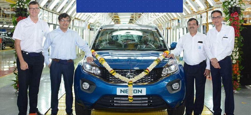 Tata Nexon (Photo Credit: Tata Motors)