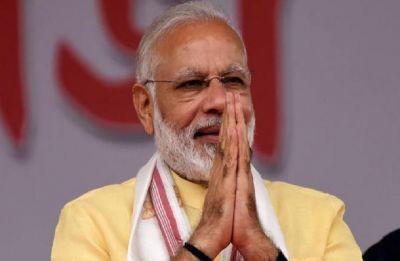 PM Modi named India's most admired man, Shah Rukh Khan follows: Survey
