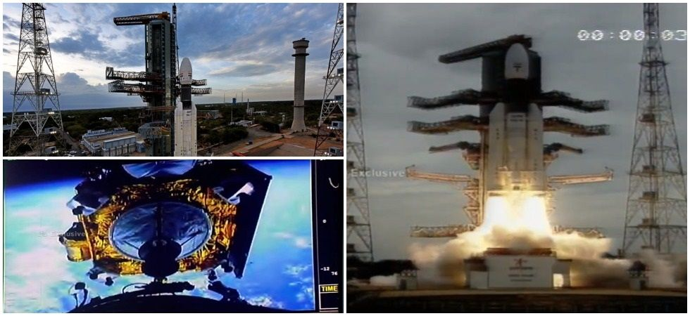 Chandrayaan-2 launch (Photo Credit: ISRO)