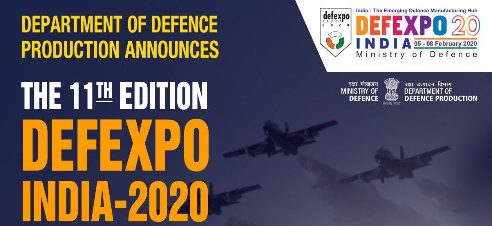 The ministry said the DefExpo will provide an opportunity to the major foreign manufacturers to collaborate with the Indian defence industry and help promote the