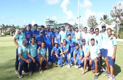 India A claim 4-1 series win over WI A with 8-wicket win in final ODI