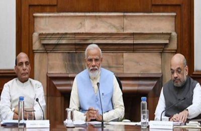Report card of Modi government's first 50 days: What they did, what they are up to