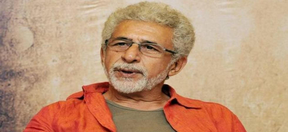 Naseeruddin Shah had said that he was worried for children in today's India because he imagines a situation where his children may be surrounded by an angry mob and asked. (File Photo)