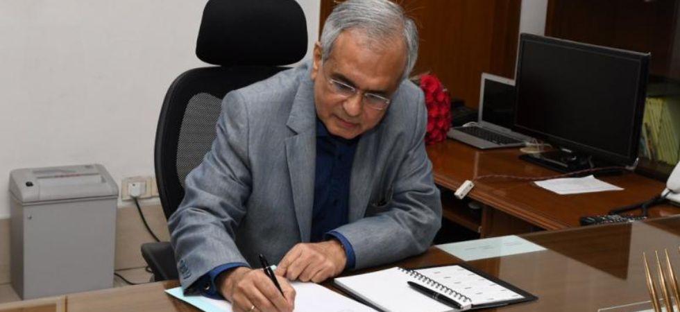 NITI Aayog Vice Chairman Rajiv Kumar (Photo Credit: Twitter)