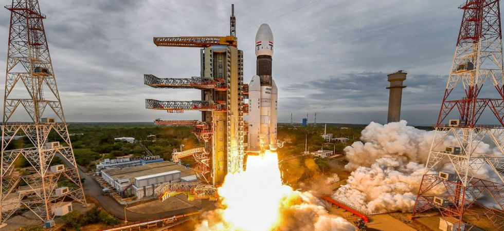 India's second Moon mission Chandrayaan-2 lifts off onboard GSLV Mk III-M1 (Photo Source: PTI)