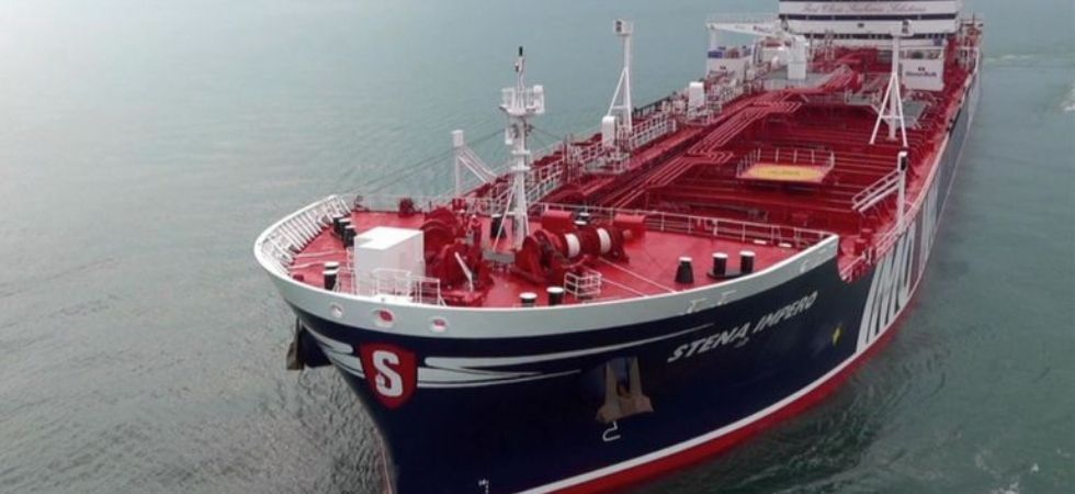 UK has said it is deeply concerned over Iran's seizure of a British-flagged tanker
