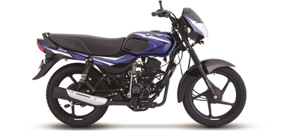 Bajaj CT 110 (Photo Credit: Twitter)