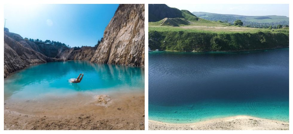 Most beautiful yet dangerous lakes in the world (Photo: Instagram)