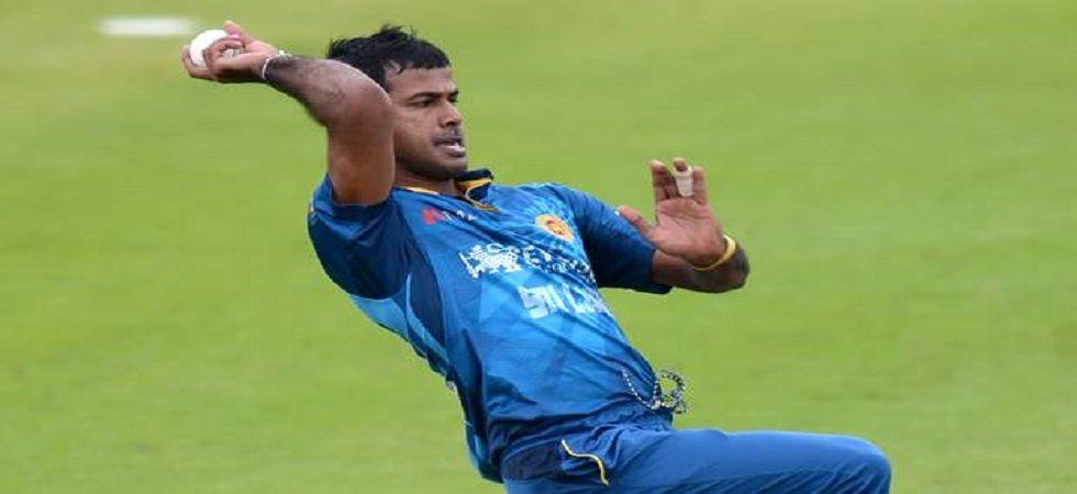 Nuwan Kulasekara announced retirement from International Cricket (Image Credit: Twitter)