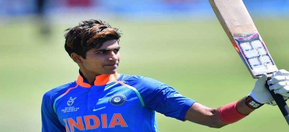 Shubman Gill featured in limited overs series against New Zealand (Image Credit: Twitter)