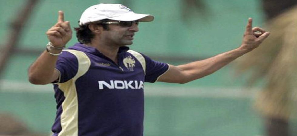 Wasim Akram took to Twitter to share his traumatic experience