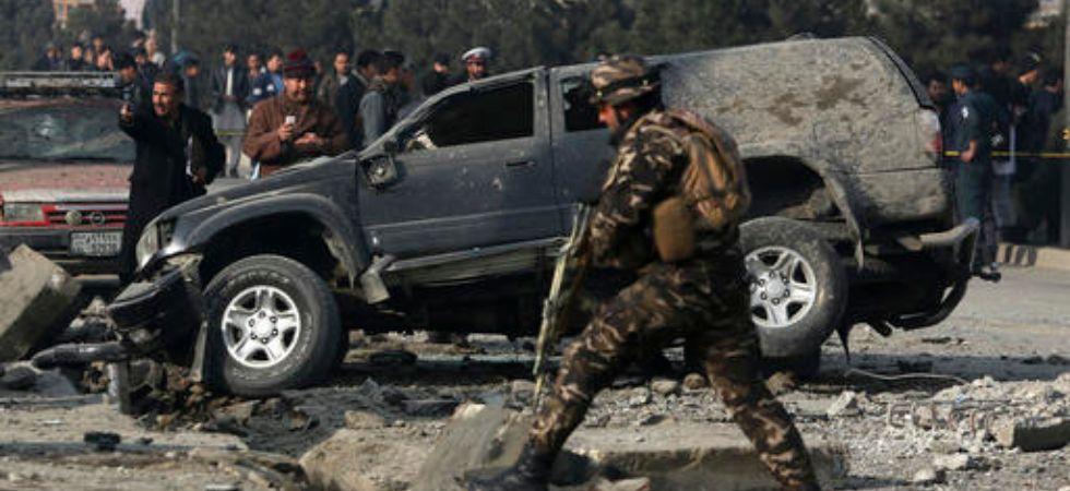 Afghan Bombings (Photo Credit: Twitter)