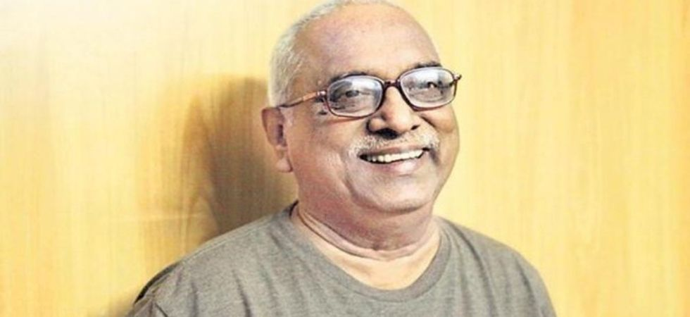 Telugu lyricist and author Indraganti  Srikanth Sharma passed away